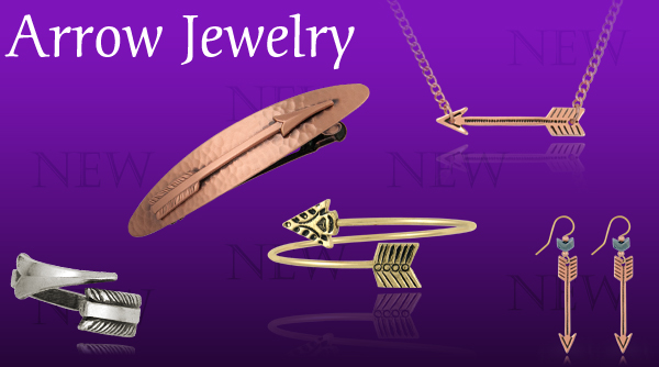 Arrow Jewelry & Accessories